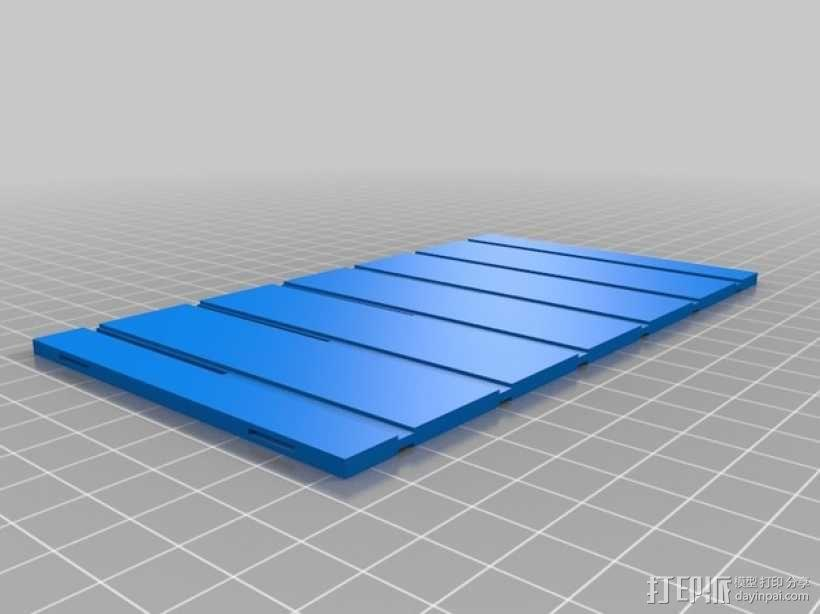 灵活多变的抽屉隔板 3D模型  图2