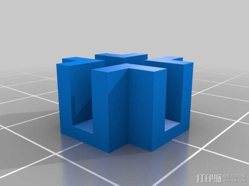 灵活多变的抽屉隔板 3D模型  图8