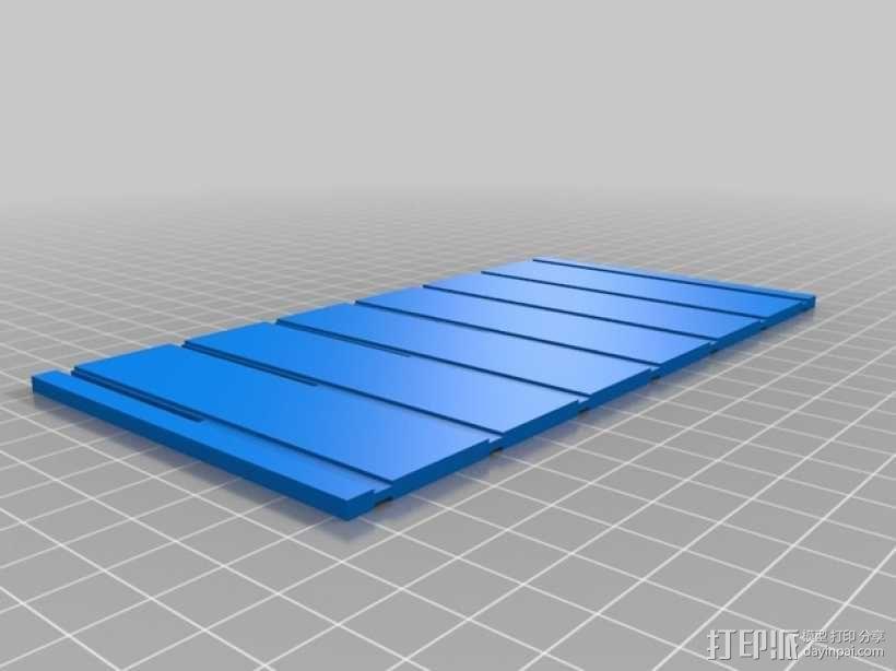 灵活多变的抽屉隔板 3D模型  图11