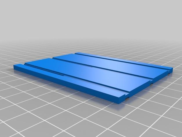 灵活多变的抽屉隔板 3D模型  图12