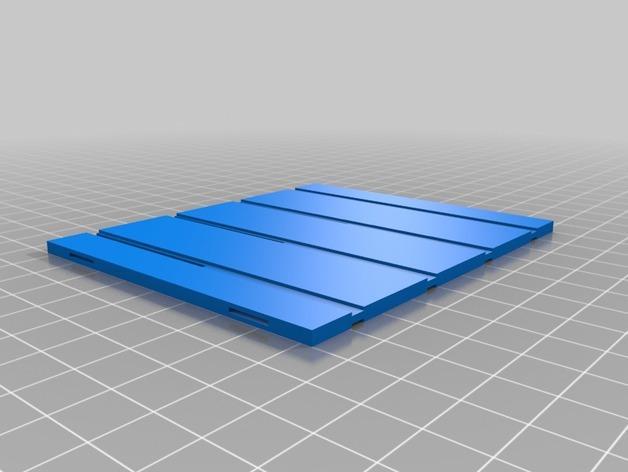 灵活多变的抽屉隔板 3D模型  图13