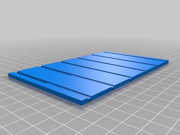 灵活多变的抽屉隔板 3D模型  图17