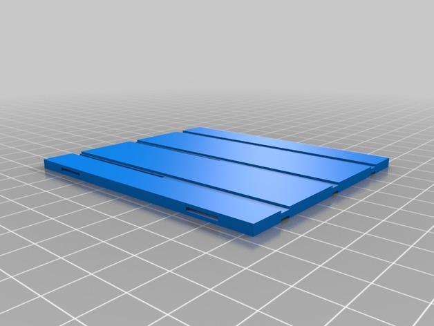 灵活多变的抽屉隔板 3D模型  图16