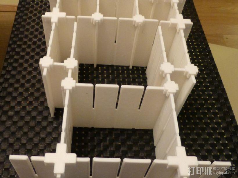 灵活多变的抽屉隔板 3D模型  图20