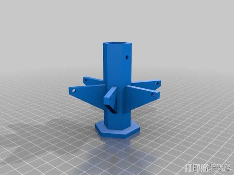 太阳能植物台灯 3D模型  图18