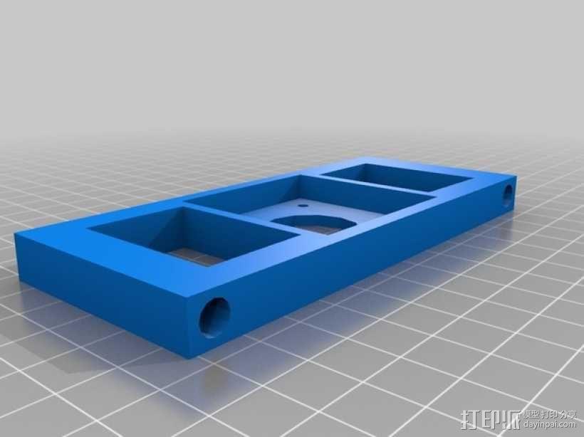 太阳能植物台灯 3D模型  图23