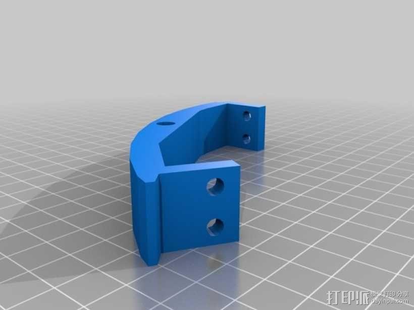 太阳能植物台灯 3D模型  图25