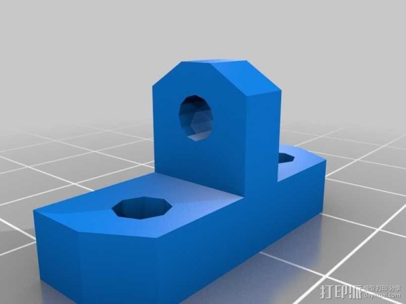 太阳能植物台灯 3D模型  图26