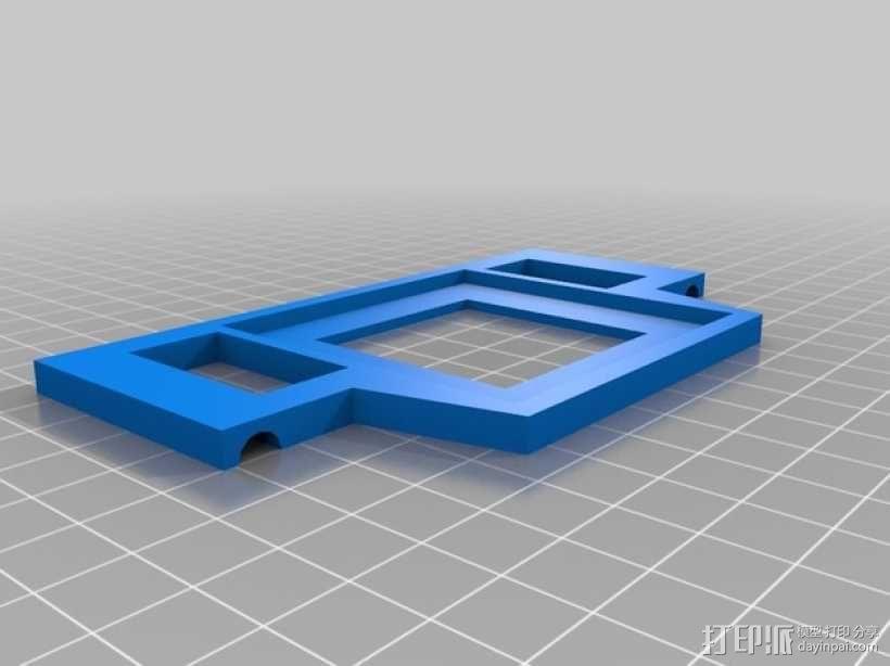 太阳能植物台灯 3D模型  图24