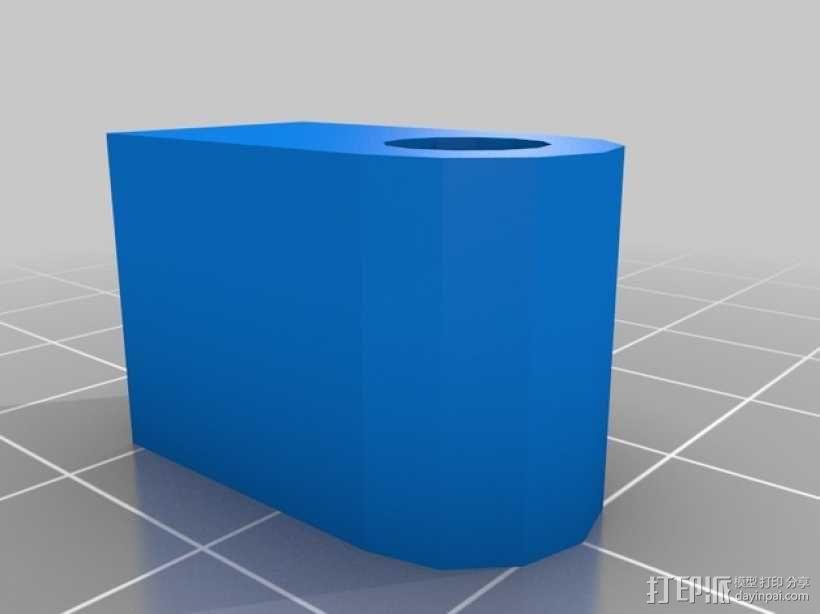 太阳能植物台灯 3D模型  图28