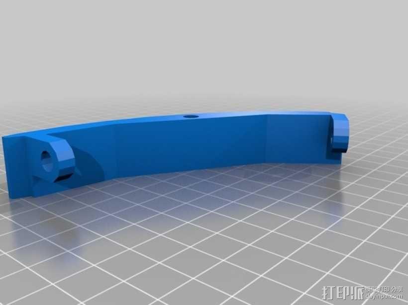 太阳能植物台灯 3D模型  图29