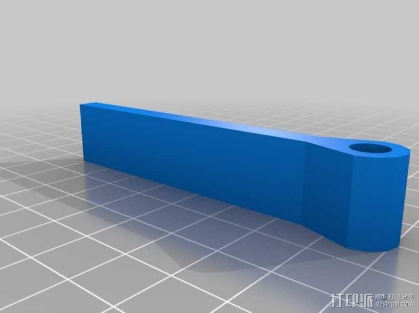 太阳能植物台灯 3D模型  图27