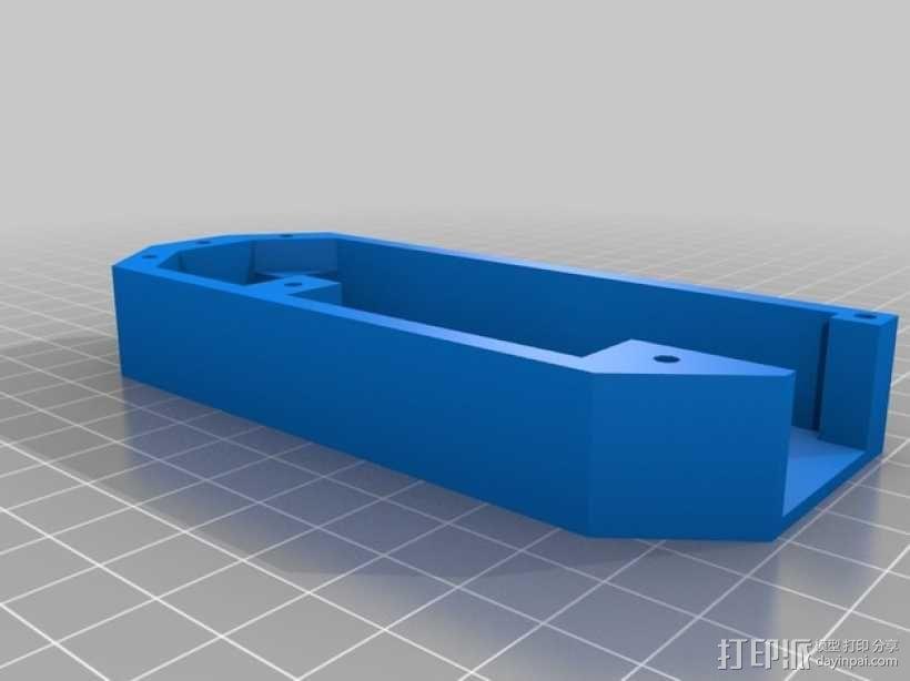 太阳能植物台灯 3D模型  图31