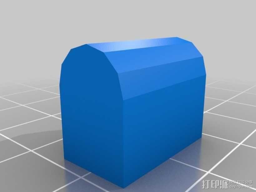 太阳能植物台灯 3D模型  图30