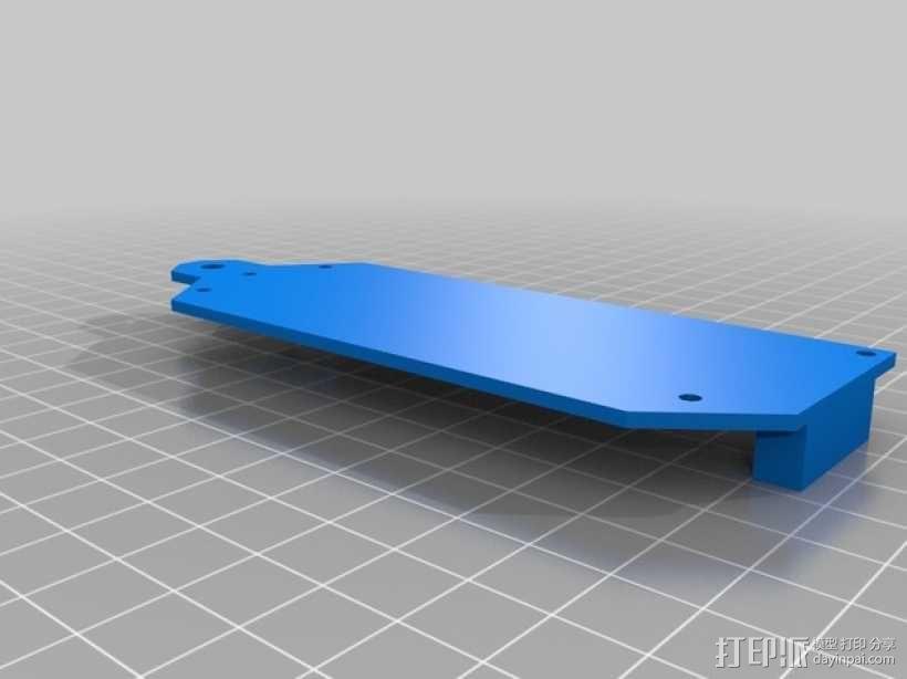 太阳能植物台灯 3D模型  图32