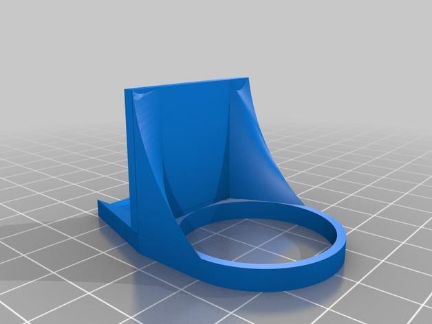 M&M牙刷架 3D模型  图2