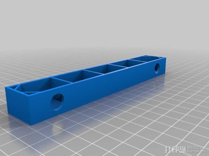 迷你橱柜工具架 3D模型  图3