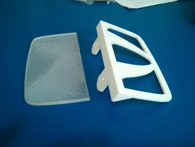 浴室托盘架 3D模型  图4