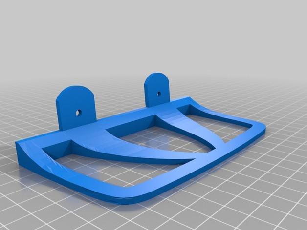 浴室托盘架 3D模型  图5