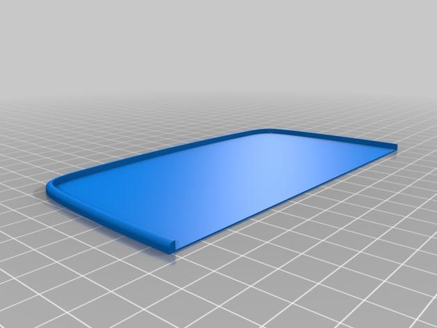 浴室托盘架 3D模型  图6