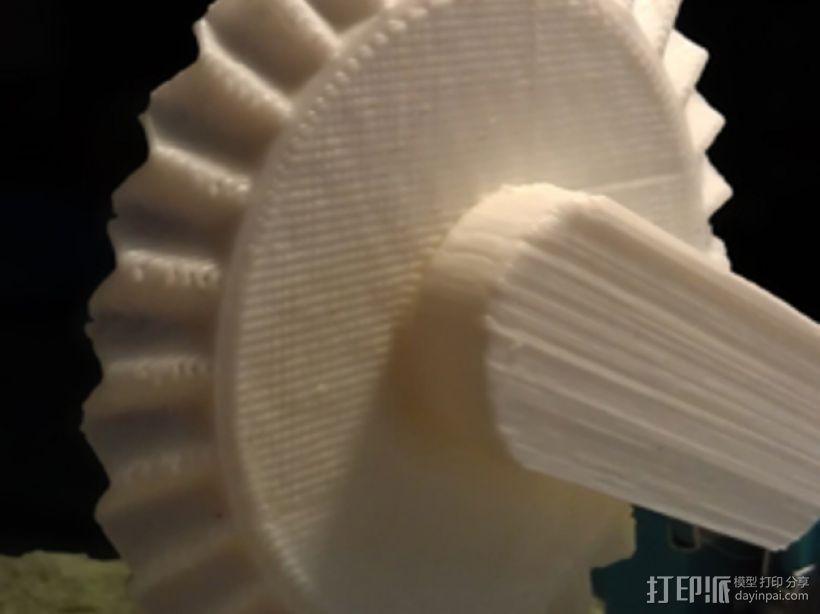 意大利面铣刀 3D模型  图5