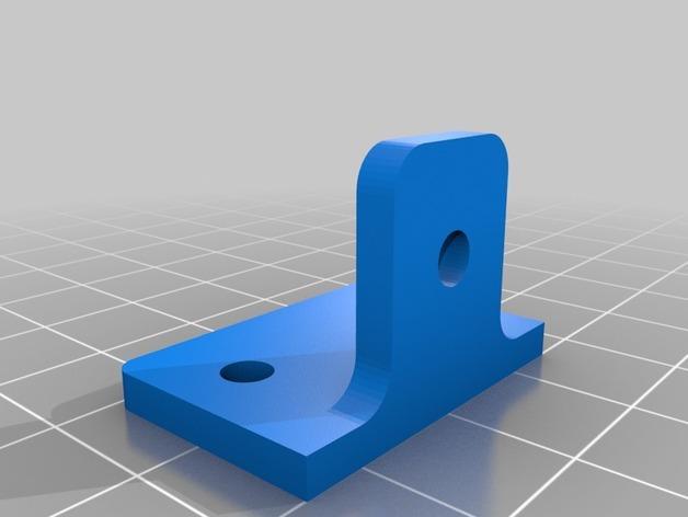 宜家相框支架 3D模型  图2