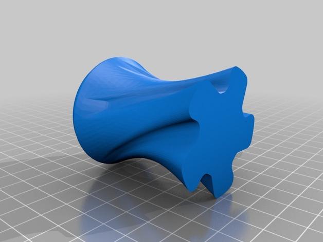 复活节彩蛋蛋托 3D模型  图2