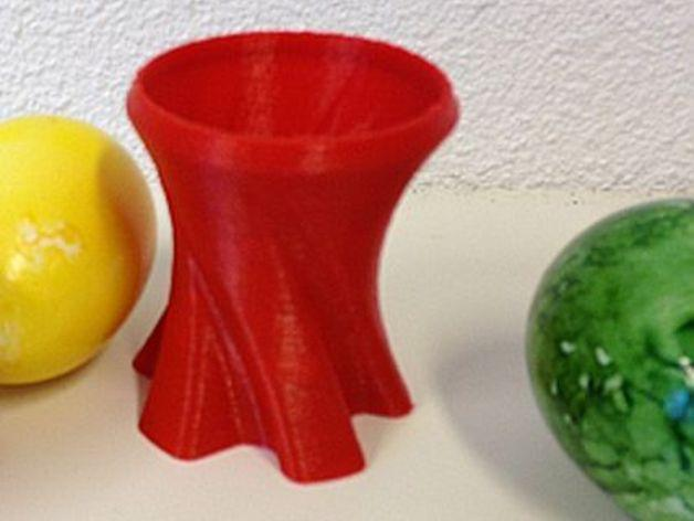 复活节彩蛋蛋托 3D模型  图3