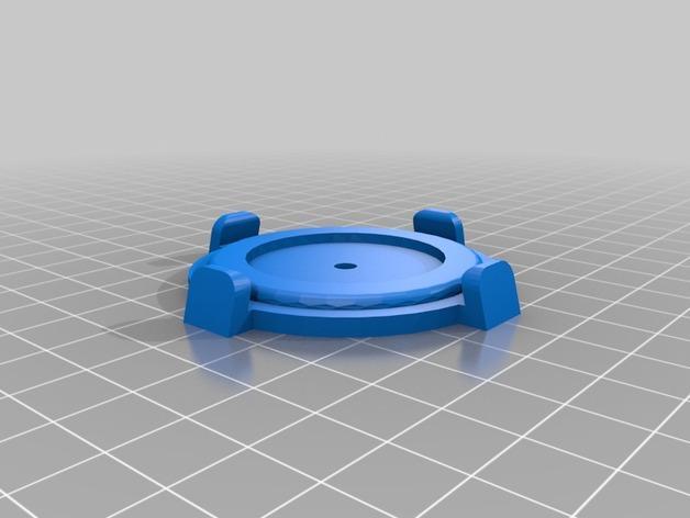宜家小酒杯-调料瓶 3D模型  图4