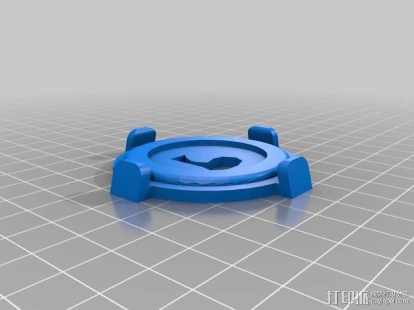 宜家小酒杯-调料瓶 3D模型  图14