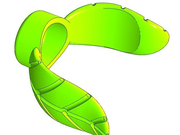有磁性的香料瓶夹子 3D模型  图3