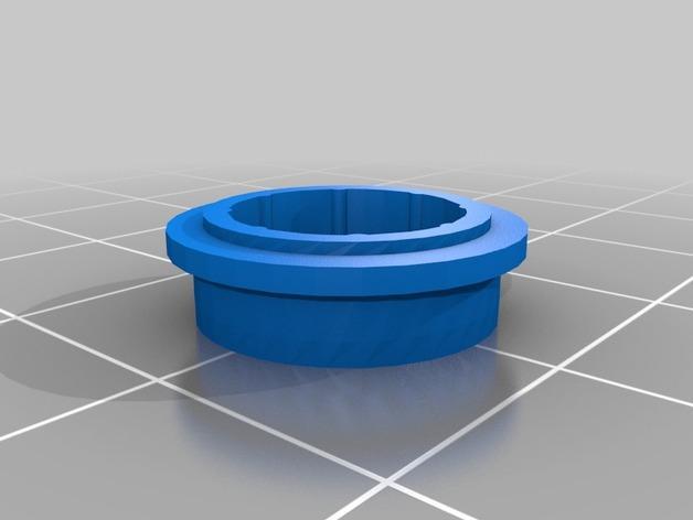 有磁性的香料瓶夹子 3D模型  图6