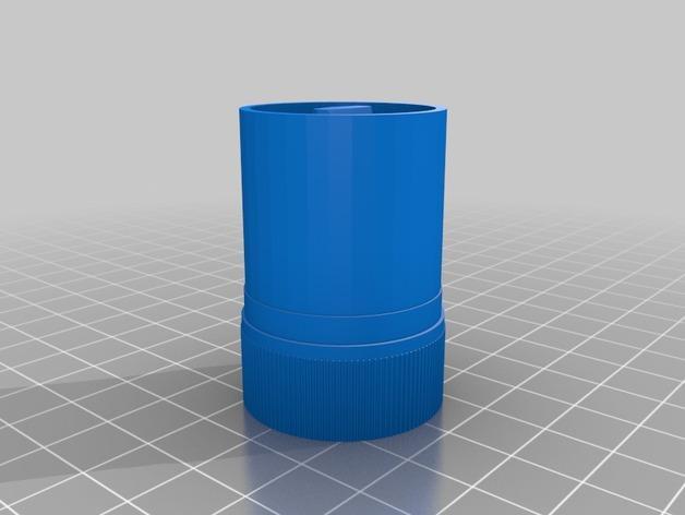起泡器 3D模型  图1