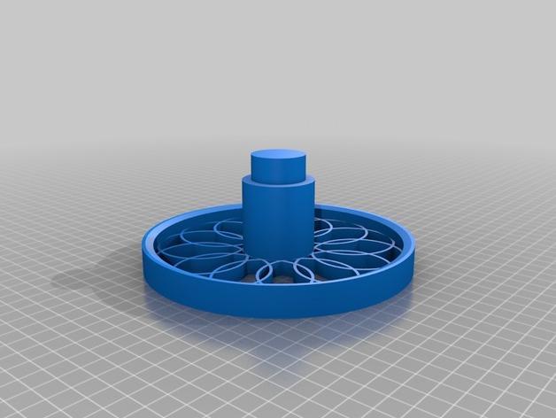 逾越节托盘架 3D模型  图7