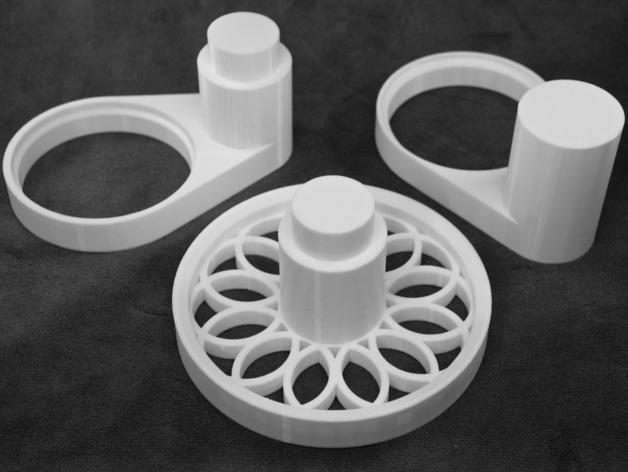 逾越节托盘架 3D模型  图11