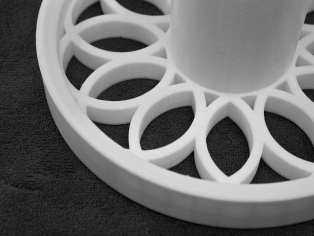 逾越节托盘架 3D模型  图12