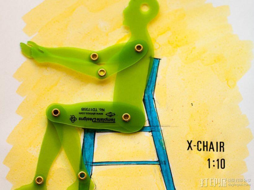 椅子 3D模型  图6