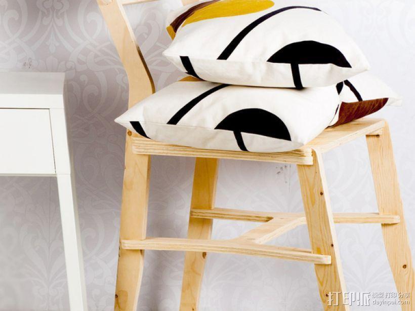 椅子 3D模型  图5