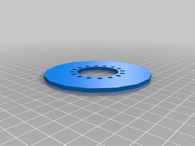 迷你灯 3D模型  图4