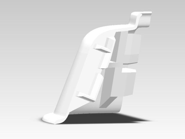 厨房物品底座 3D模型  图2