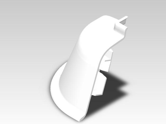 厨房物品底座 3D模型  图1