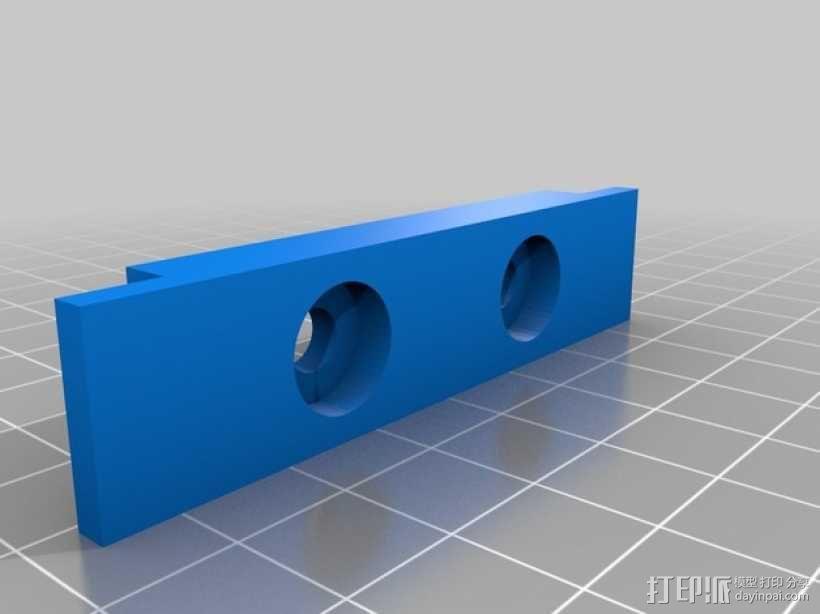 洗手液托盘 3D模型  图3