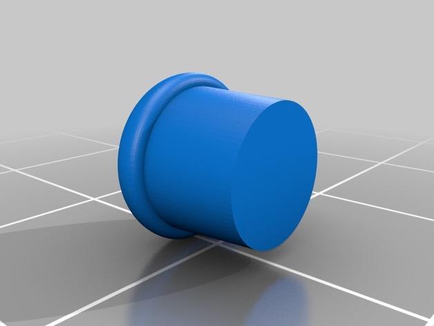 杯形蛋糕制作模具 3D模型  图2