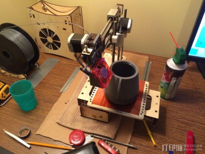 防震杯保护套 3D模型  图4