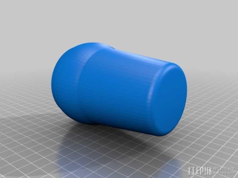 防震杯保护套 3D模型  图7
