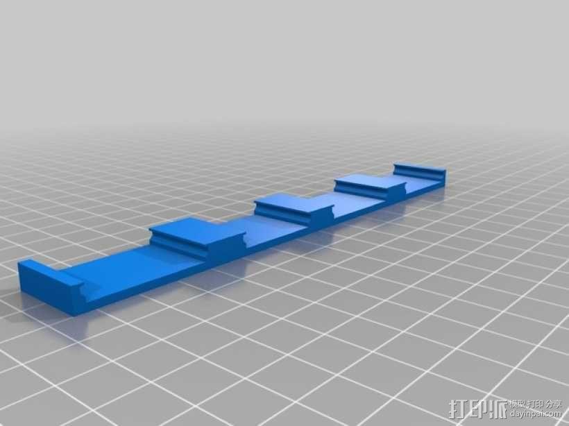 硬币分发器 3D模型  图2