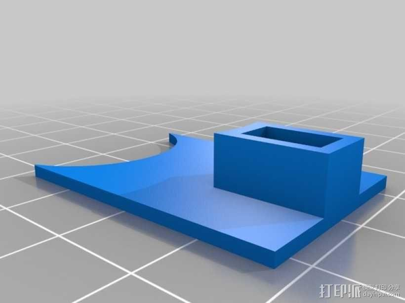 硬币分发器 3D模型  图3