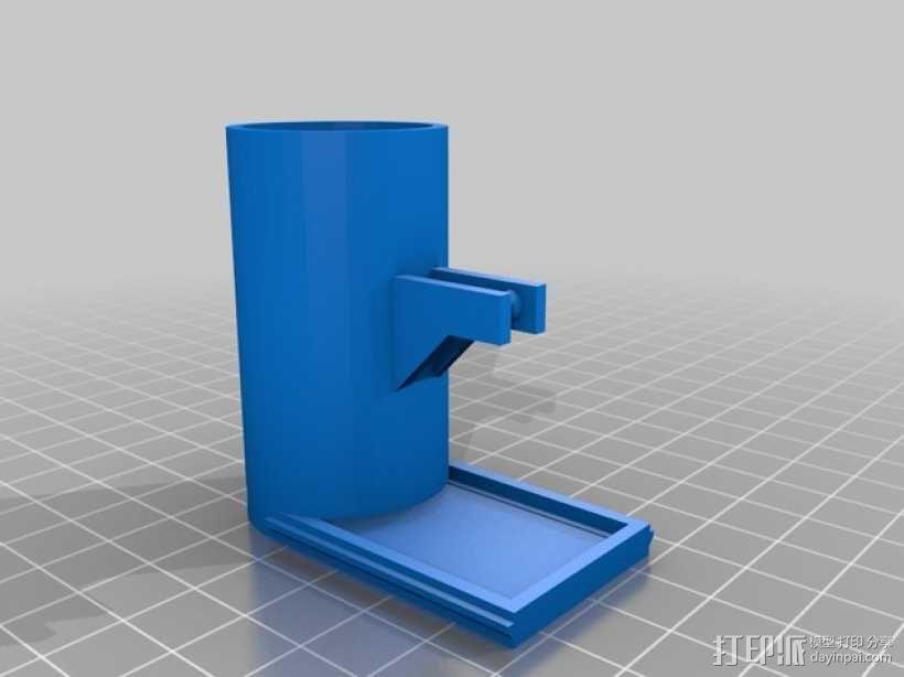 硬币分发器 3D模型  图4