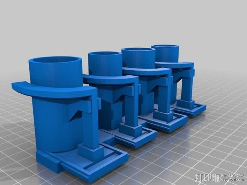 硬币分发器 3D模型  图5