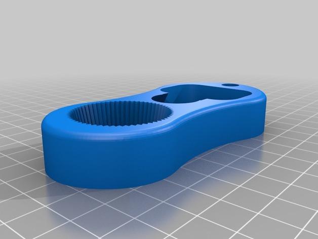 开瓶器 3D模型  图3
